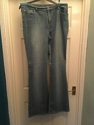 Ladies Jeans Size 16 Tall • 2£