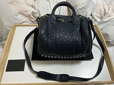AU250 • Buy Alexander Wang Mini Rockie Bag (navy)