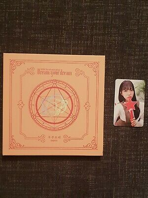 WJSN (Cosmic Girls) - Dream Your Dream Album - Peach Ver. With Dawon Photocard • 3£
