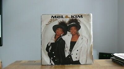 Mel And Kim. FLM. 7  Single Vinyl Record. Vinyl In Excellent Condition.  • 3£