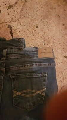 Girls Dungarees Age 10-11 Abercrombie And Fitch  • 10£