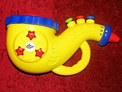 Cute Bright Baby's Toy Trumpet With Sound And Lights • 2.55£