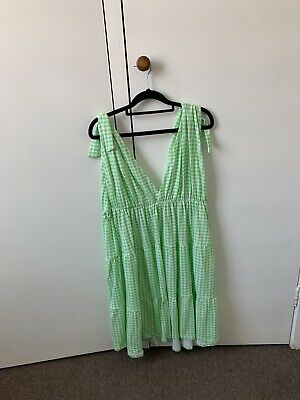 AU20 • Buy Gingham Dress 18