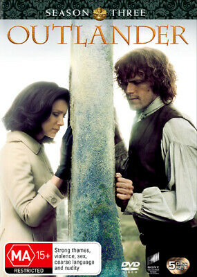 AU35.99 • Buy Outlander: Season 3 (2017) [new Dvd]