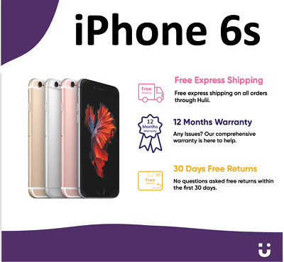 AU249 • Buy APPLE IPhone 6s 16/32/64/128GB FREE EXPRESS SHIPPING 12 MONTH WTY FREE Returns