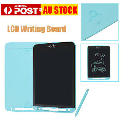 AU22.85 • Buy 10 Inch LCD Writing Pad Doodle Tablet Drawing Graphics Board  For Kids & Adults