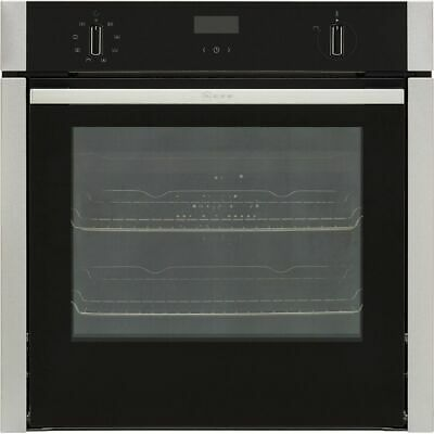 £659 • Buy NEFF B4ACF1AN0B N50 Slide&Hide® Built In 59cm A Electric Single Oven Stainless