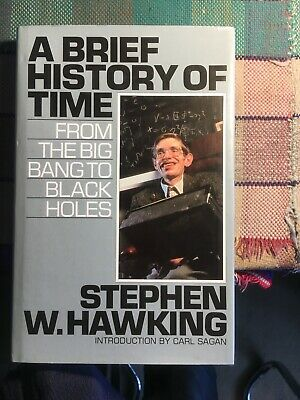 £3.99 • Buy A Brief History Of Time, Stephen Hawking, 1989, Guild Publishing