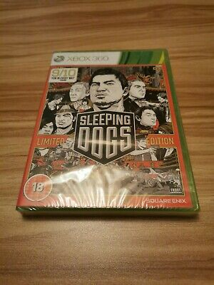 £17.95 • Buy Sleeping Dogs 'Limited Edition' For Microsoft Xbox 360 New & Sealed