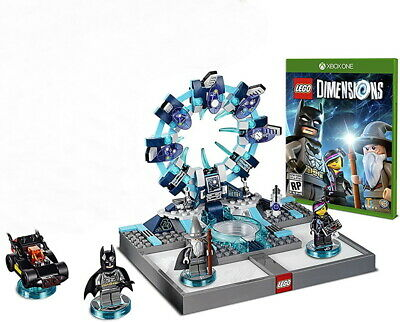 AU130 • Buy Lego Dimensions Portal Starter Pack For XBOX One Mini Figures, Game Disk