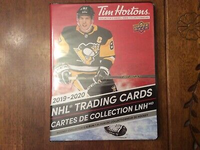 $ CDN85 • Buy Tim Hortons Hockey Cards 2019/20 Almost Full Set & Binder. Excludes Duos, DC-SP1