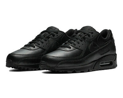AU223.24 • Buy Nike Air Max 90 LTR Black Multi Size US Mens Athletic Running Shoes Sneakers