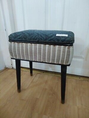 £35 • Buy Vintage Sewing Stool And Contents
