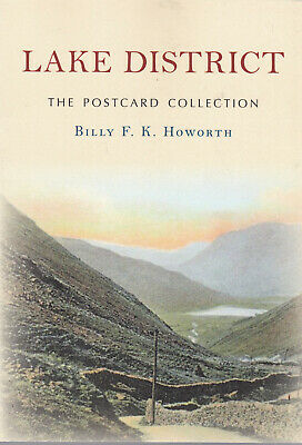 Lake District The Postcard Collection Local History Photo Book • 9.99£