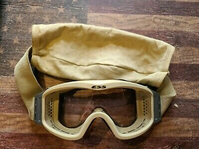 £14.32 • Buy ESS Profile Series Goggles Ballistic Military Tactical Profile NVG VERY GOOD