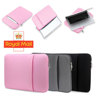 14 Bag Sleeve Case Cover Pouch For HP, ACER,  LENOVO 14 Inch Laptop Notebook UK • 6.58£