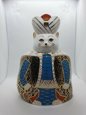 Royal Crown Derby **royal Persian Cat** 1st Quality • 60£