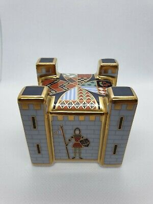 Royal Crown Derby **treasures Of Childhood*fort*1st Quality • 50£