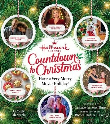 Hallmark Channel Countdown To Christmas : Have A Very Merry Movie Holiday, Ha... • 15.76£