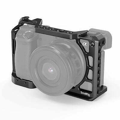 $ CDN46.58 • Buy SmallRig Camera Cage With For Sony A6100/A6300/A6400/A6500 Aluminum Alloy
