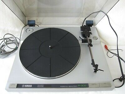 AU390 • Buy YAMAHA P-300 Turntable Record Player. Made In Japan. Excellent Working Condition