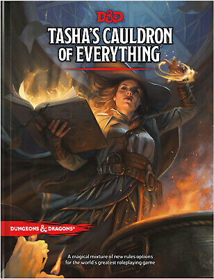 AU65.99 • Buy RPG - Dungeons And Dragons - Tasha's Cauldron Of Everything NEW!