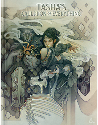 AU65.99 • Buy RPG - Dungeons And Dragons - Tasha's Cauldron Of Everything Alternate Cover NEW!