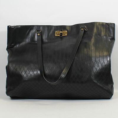 LANVIN Black Tote Bag, 15  X 3  X 15.5  • 177.99£