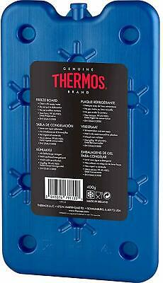Thermos Freeze Board Ice Pack Block For Cool Bag Chill Box Cooler 400G • 4.89£