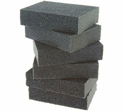 Box Of 150 Sponge Sanding Blocks 95mm X 67mm  Various Grits Available • 21.60£