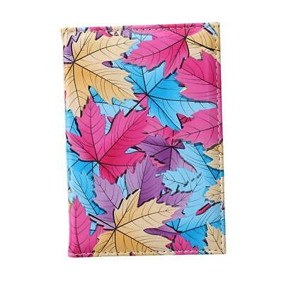 AU3.36 • Buy Case Travel Accessories Maple Pattern Women Vacation Holder Passport Wallets YD
