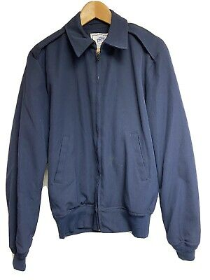 $19.95 • Buy Vintage Air Force One Jacket DSCP Wings Collection Military Jacket Mens 40L