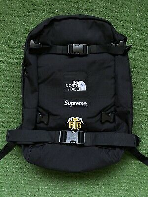 $ CDN362.43 • Buy Supreme Tnf The North Face Rtg Black Backpack Fw20 Brand New (no Pouch)