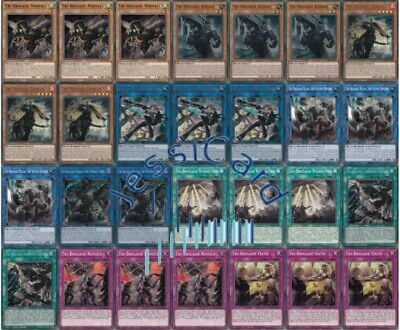 AU300 • Buy Yugioh - Tri-Brigade Deck Core - 28 Cards - PHRA - NM
