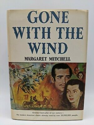 £21.91 • Buy Gone With The Wind 1964 Book Club Edition By Margaret Mitchell Hardcover