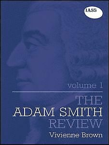 AU103.83 • Buy NEW BOOK The Adam Smith Review: Volume 1 By Vivienne Brown (2009)