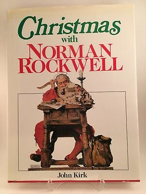 $ CDN8.92 • Buy Christmas With Norman Rockwell By John Kirk (1990, Hardcover)