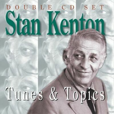 £2.46 • Buy Stan Kenton : Tunes And Topics: Part One CD 2 Discs (2013) Fast And FREE P & P