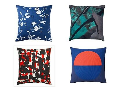 £7.39 • Buy Cushion Cover IKEA Pillow Cover 50 X 50 Cm 4 Different Design NEW