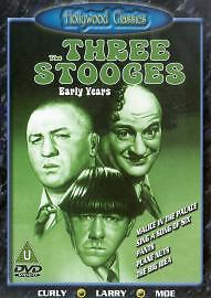 The Three Stooges - Early Years 3 (DVD, 2002) • 2.39£