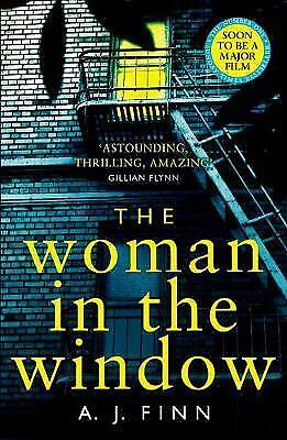AU13.64 • Buy The Woman In The Window By A. J. Finn