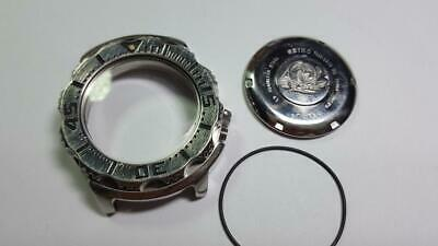 $ CDN190.69 • Buy Genuine Case W/ Crystal Bezel Back Cover Seiko Monster Skx779 Skx781 7s26-0350