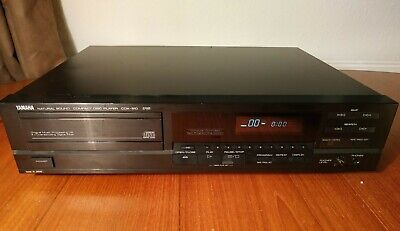 Yamaha CDX-510 Natural Sound CD Player • 29.50£