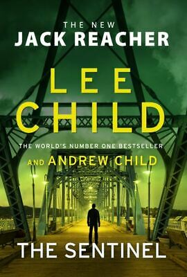 £3.09 • Buy A Jack Reacher Thriller: The Sentinel By Lee Child (Hardback) Quality Guaranteed