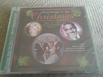 Christmas With The Stars CD New And Sealed Freepost  • 2.99£