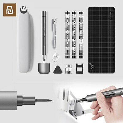 View Details Mini Wowstick 1F+ Pro 64 In 1 Electric Screwdriver Precision USB Lithium Battery • 39.46£