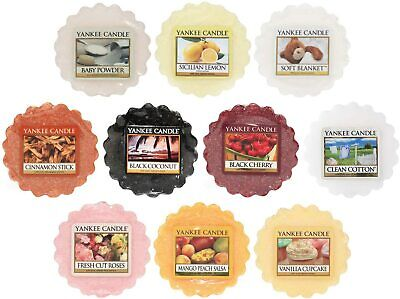 Set Of 5 Yankee Candle Wax Tart Melts. 22g Scented Scents. Christmas Special  • 9.99£