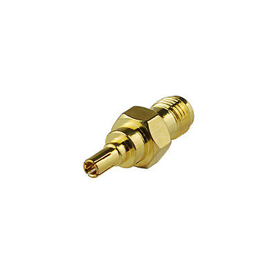 £2.22 • Buy RP-SMA Jack Female To CRC9 Plug Straigt Gold-plated For Huawei USB Modems