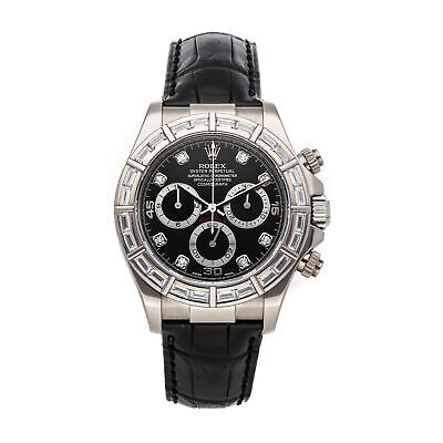$ CDN88283.90 • Buy Pre-Owned Rolex Cosmograph Daytona 116589RBR