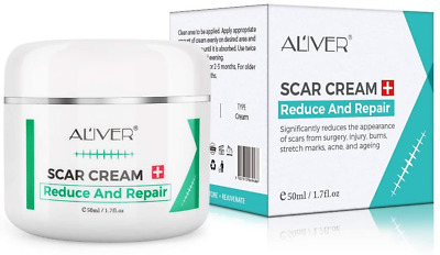 £12.06 • Buy Scar Removal Cream For New And Old Scars,Stretch Mark Removal Gel Ointment, Acne